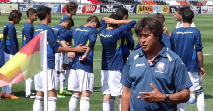 Feyenoord Academy chief, Stanley Brard, outlines Azerbaijans footballing revolution