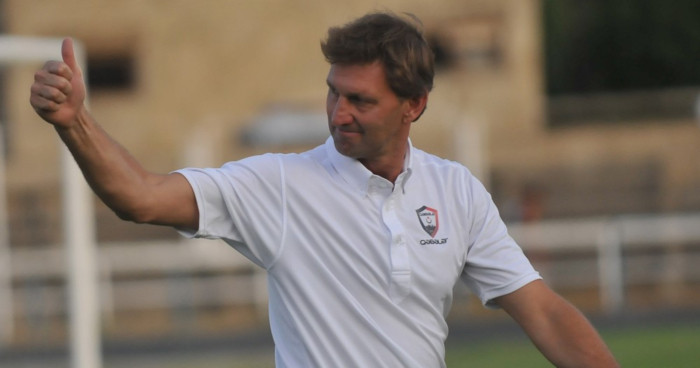 Former FC Gabala Manager Tony Adams writes for Football365 reflecting on his time with the club