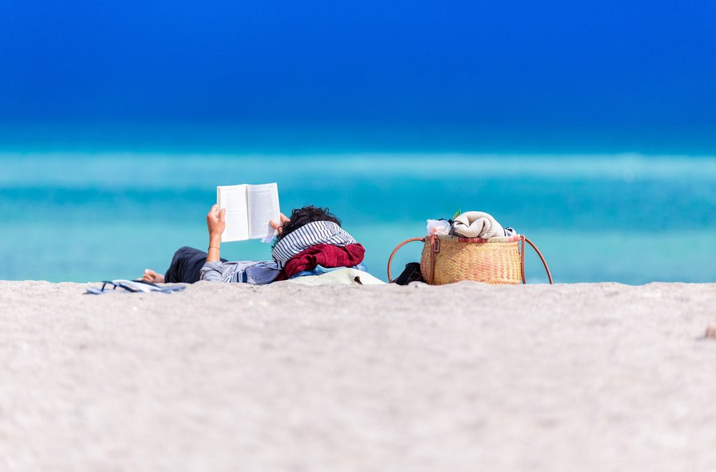 Summer reading is about more than just switching off