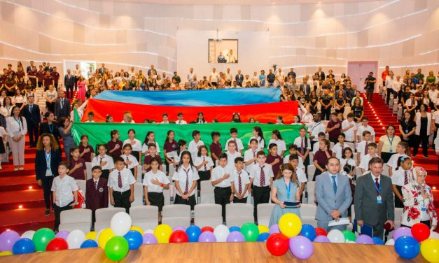 Azerbaijan's best and brightest look forward to a challenging year ahead