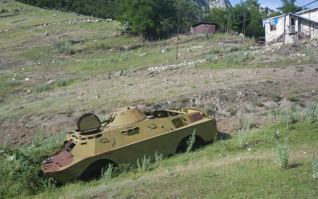 Nagorno-Karabakh: Finding the path to peace